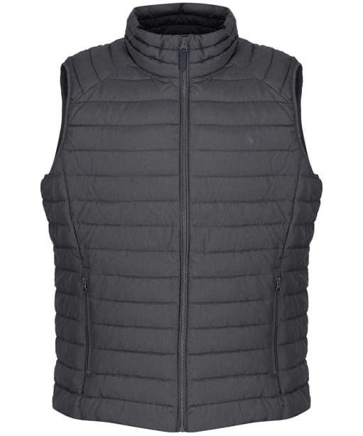 Men's Joules Go to Gilet - Grey Metal