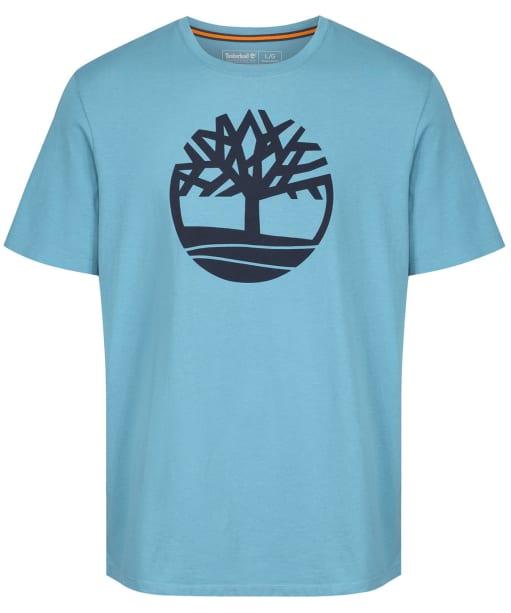 Men's Timberland Kennebec River Tree Tee - Adriatic Blue