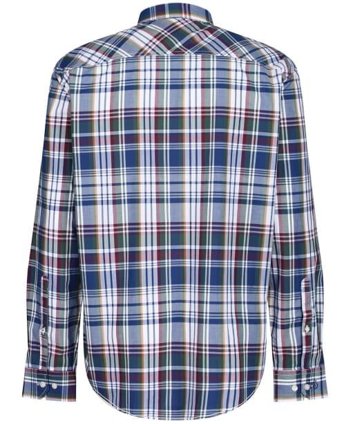 Men's Joules Lyndhurst Shirt - Purple Large Check