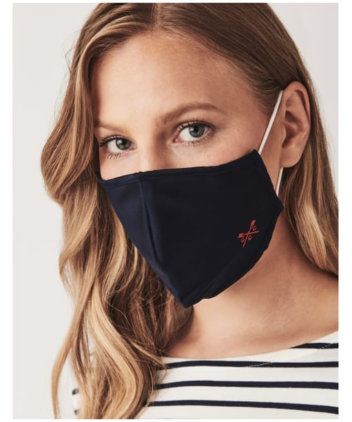 Crew Clothing Face Covering - Navy