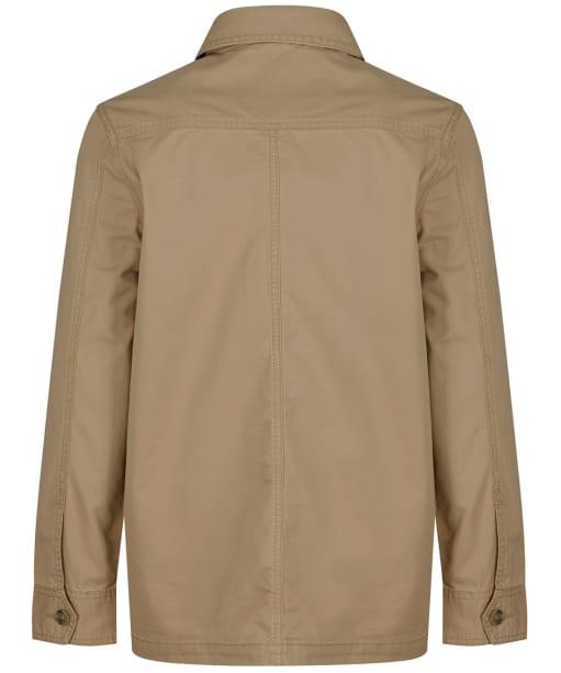 Women's Crew Clothing Twill Field Jacket - Stone