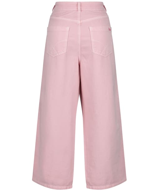 Women's Crew Clothing Tucked Wide Leg Trouser - Ball Pink