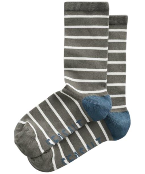 Women's Seasalt Sailor Socks - Breton Sorrel
