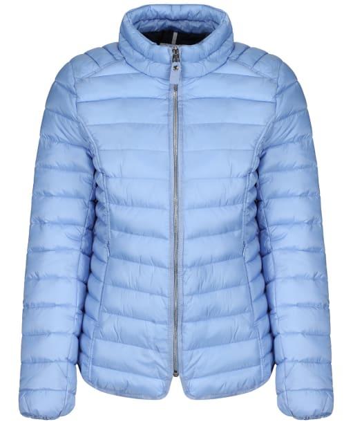 Women's Joules Canterbury Jacket - Haze Blue