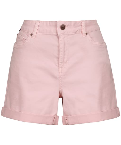 Women's Crew Clothing Denim Short - Pink