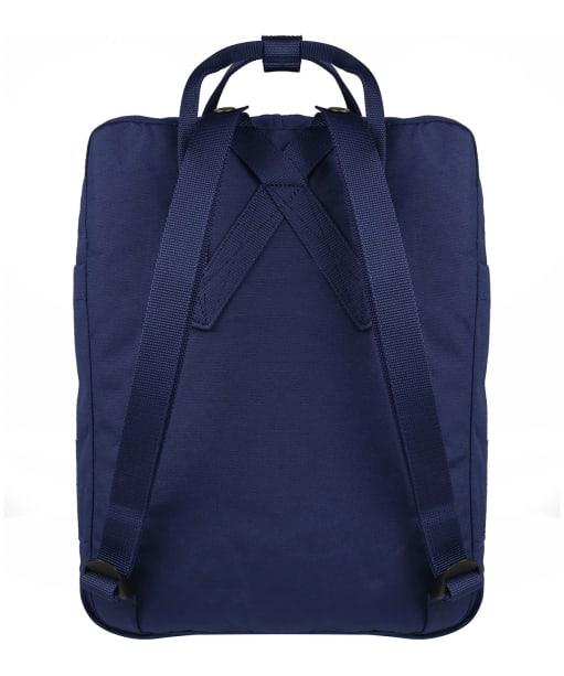 Fjallraven Re-Kanken Special Edition Backpack - Midnight Blue