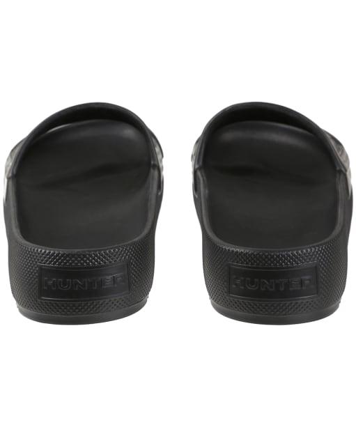 Men's Hunter Original Moulded Sliders - Black