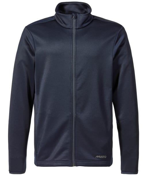 Men's Musto Essential Full Zip Sweat - Navy