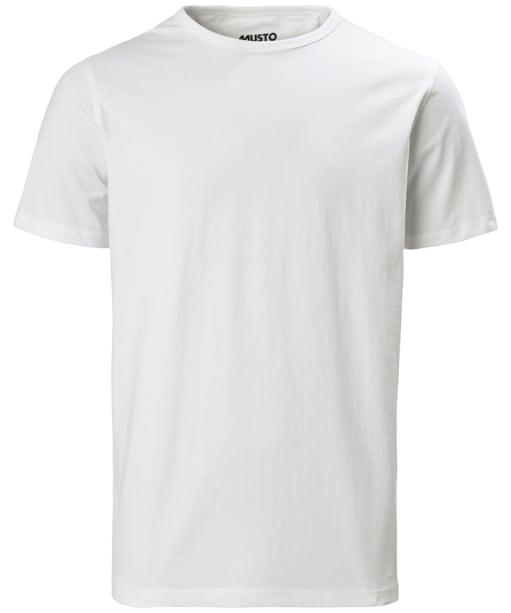 Men's Musto Favourite T-Shirt - White
