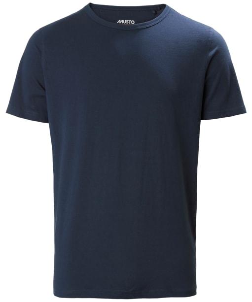 Men's Musto Favourite T-Shirt - True Navy