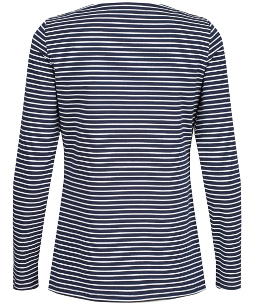 Women's Lily & Me Cleeve Top - Navy / White