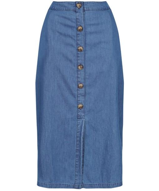 Women's Lily & Me Foxglove Skirt - Denim