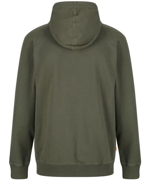 Men's Timberland Exeter River Basic Loopback Full Zip Sweatshirt - Grape Leaf