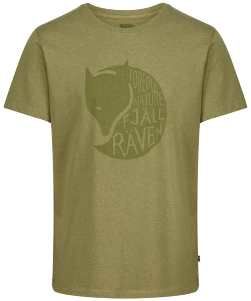 Men's Fjallraven Forever Nature T-Shirt - Green