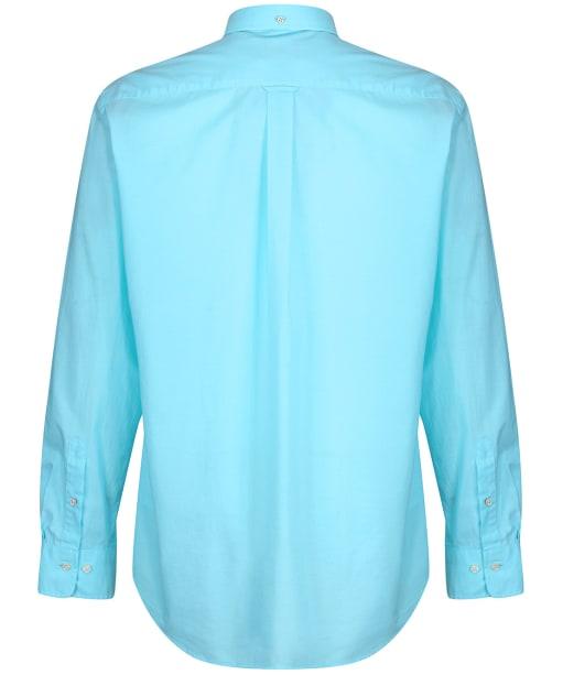Men's GANT Regular Broadcloth Shirt - AQUA SKY