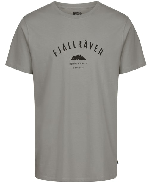 Men's Fjallraven Trekking Equipment T-Shirt - Shark Grey