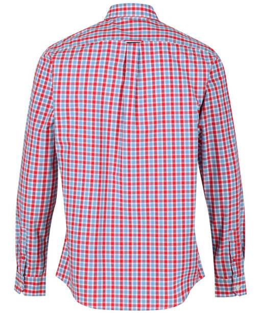 Men's Musto Riviera Long Sleeve Shirt - Harrison Red Check