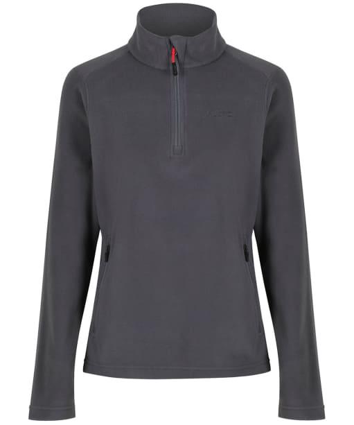 Women's Musto Corsica 100gm ½ Zip Fleece - Dark Grey