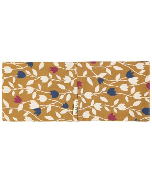Women's Seasalt Flower Harvest Headband - Torn Tulip Claystone