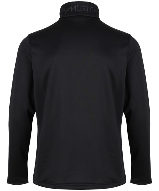 Men's Musto Essential ½ Zip Sweat - Black
