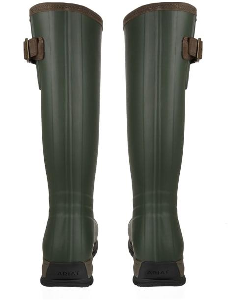 Men's Ariat Burford Wellington Boots - Olive