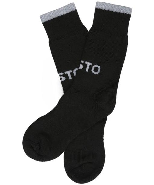 Musto Thermal Short Socks - Black