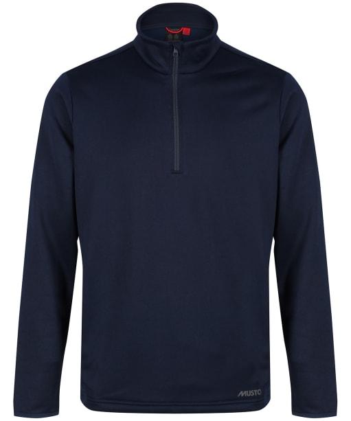 Men's Musto Essential ½ Zip Sweat - Navy