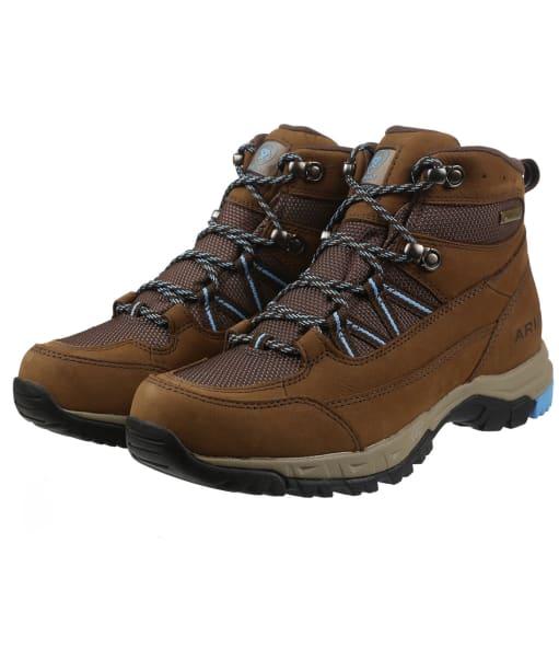 Women's Ariat Skyline Summit GTX Boots - Acorn Brown