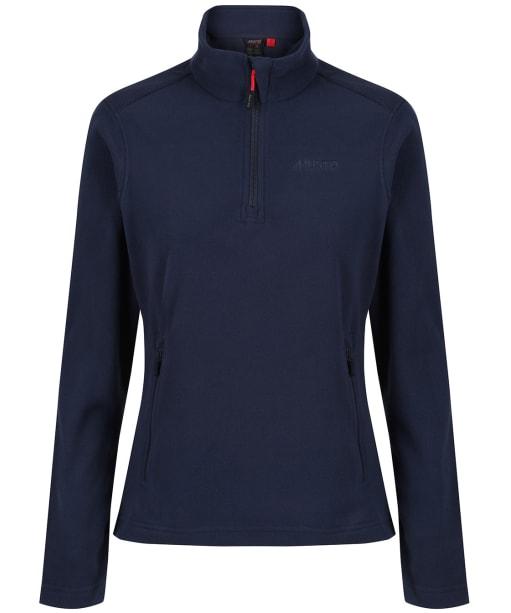 Women's Musto Corsica 100gm ½ Zip Fleece - Navy