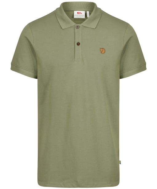 Men's Fjallraven Ovik Polo Shirt - Green