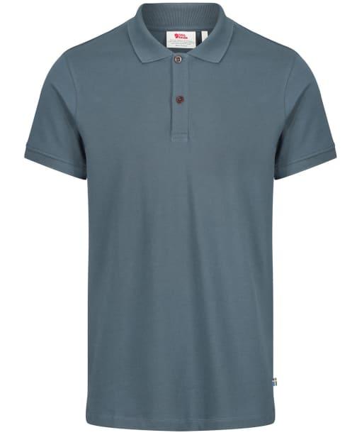 Men's Fjallraven Ovik Polo Shirt - Dusk
