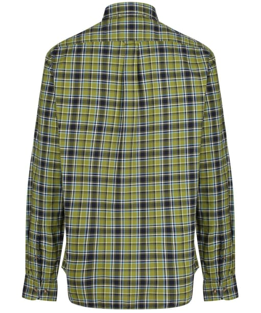 Men's Timberland LS Plaid Shirt - Calla Green