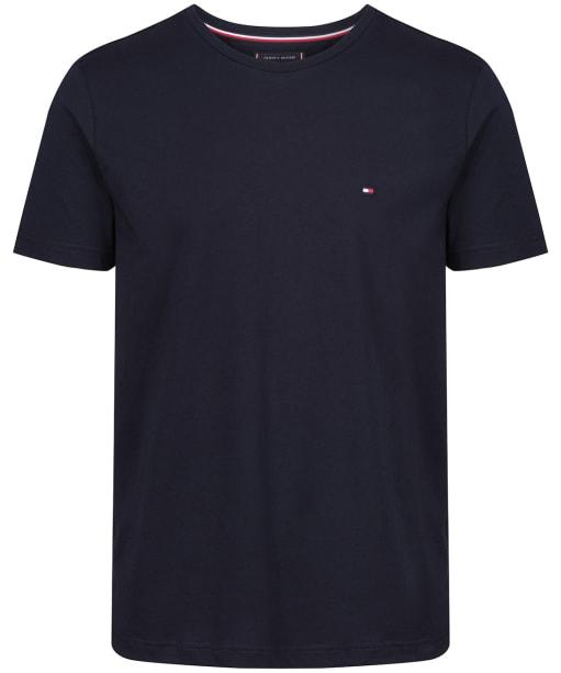 Men's Tommy Hilfiger Back Logo Tee - Desert Sky