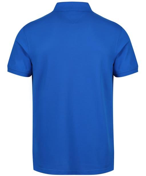 Men's Tommy Hilfiger 1985 Slim Polo Shirt - Bio Blue