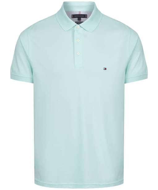 Men's Tommy Hilfiger 1985 Slim Polo Shirt - Oxygen