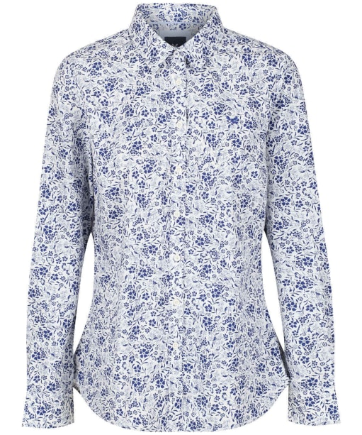 Women's Crew Clothing Lulworth Shirt - Bloom
