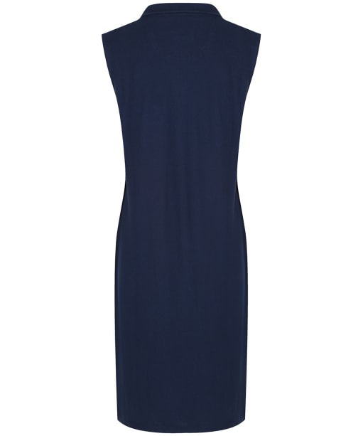 Women's Crew Clothing Tennis Pique Dress - Navy