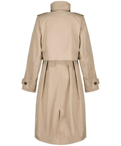 Women's Didriksons Lova Waterproof Coat 3 - Beige