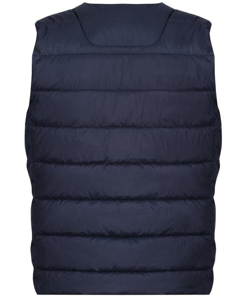 Men's Didriksons Vidar Vest - Dark Night Blue