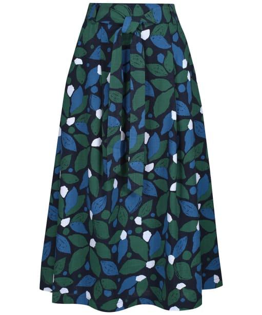 Women's Seasalt Far Wave Skirt - COLLAGED LVS DF