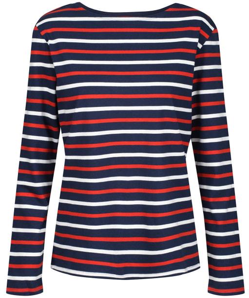 Women's Seasalt Sailor Shirt - DUET BRETON DCN
