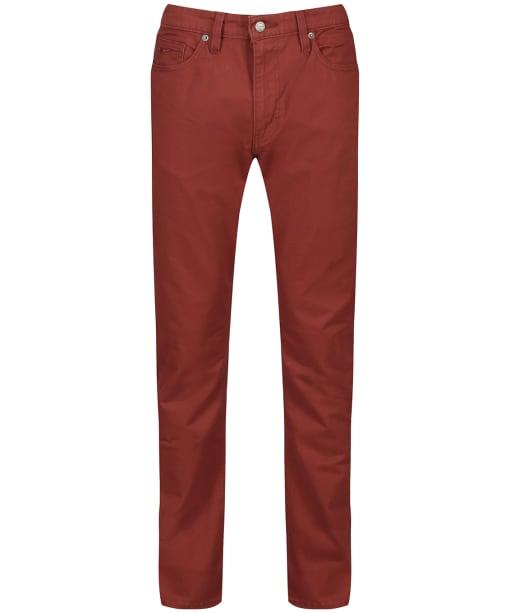 Men's R.M. Williams Ramco Jeans - Oxblood