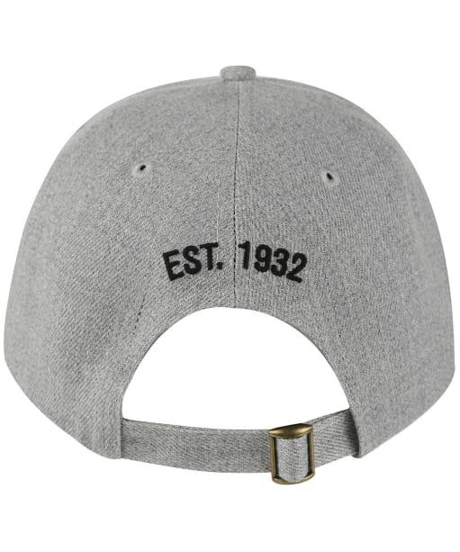 R.M. Williams Mini Longhorn Cap - Black / Grey