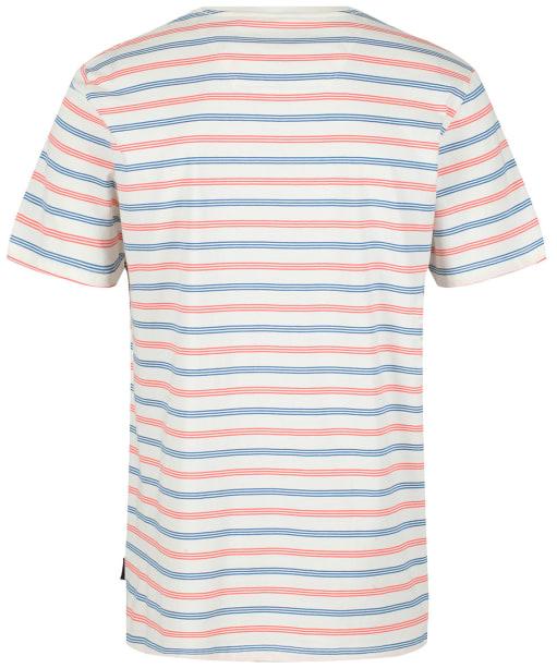 Men's Joules Boathouse Stripe Tee - Multi Stripe