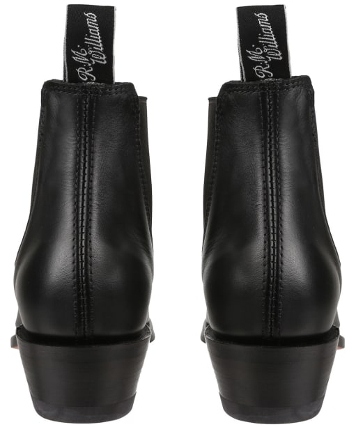 Women's R.M. Williams Yearling Boots - Black