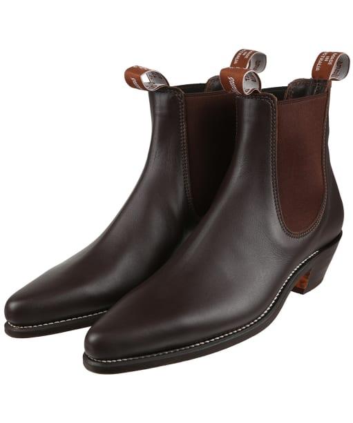 Women's R.M. Williams Millicent Boots - Chestnut