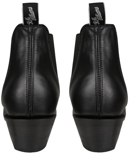Women's R.M. Williams Adelaide Boots - Black
