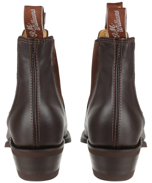 Women's R.M. Williams Yearling Boots - Chestnut