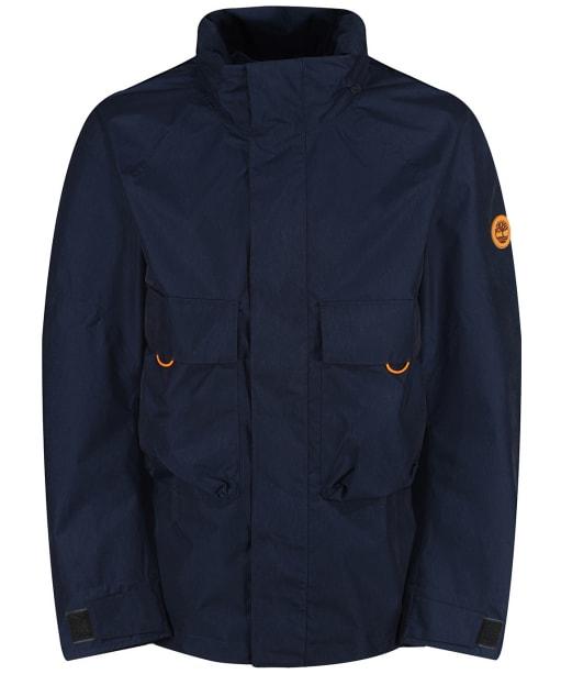 Men's Timberland Field Trip Outdoor Water-Resistant Jacket - Dark Navy