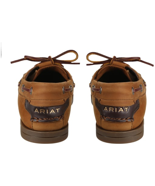 Women's Ariat Antigua Shoes - Walnut